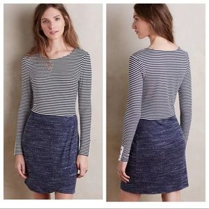 Dolan Left Coast Collection Mixed Striped Dress